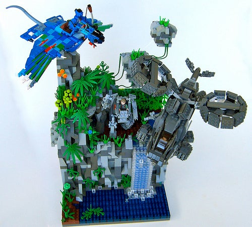 On Lego Pandora, Everyone Gets Along Just Fine