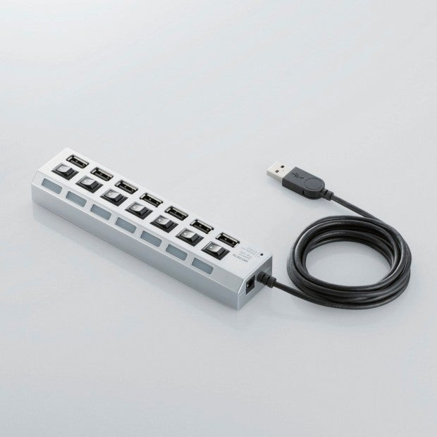 A USB Hub With a Power Strip State of Mind