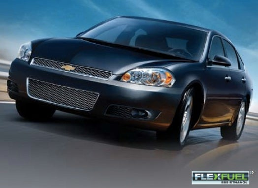 Spoiler alert: it's the new 2012 Impala