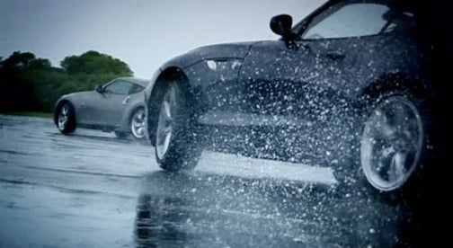 Top Gear: BMW Z4 Vs. Nissan 370Z
