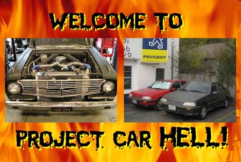 PCH, Twin Turbos Versus Twin Frenchmen Edition: Twin-Turbo Ford Falcon or Two Peugeot 405 Mi16s?