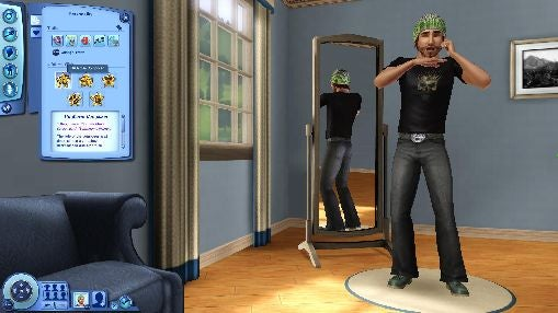 When You Wish Upon A Sim, You Get A Steel Bladder