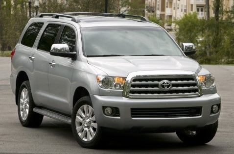 2008 Toyota Sequoia Price Increases to $34,150