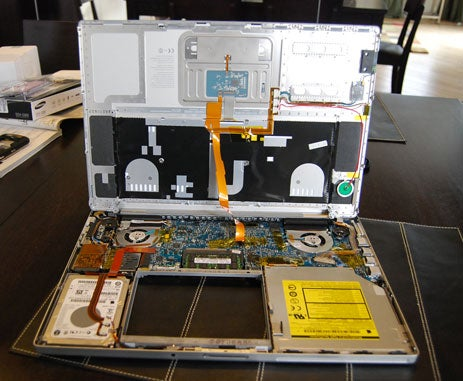 The Secret of the Time Machine-Assisted Hard Drive Swap