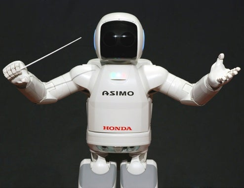 ASIMO to Conduct Yo-Yo Ma and Detroit Symphony Orchestra