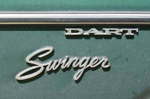 1975 Dodge Dart Swinger
