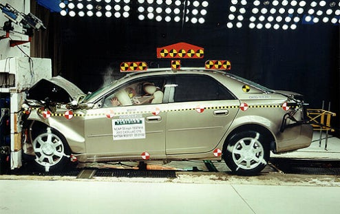 Federal Crash Test Ratings To Be Updated: We All Drive Death Traps Again