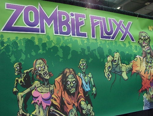 An Orgy of Zombie Games