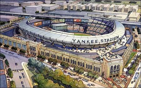 Yankee Revenue To Immediately Double In New Stadium