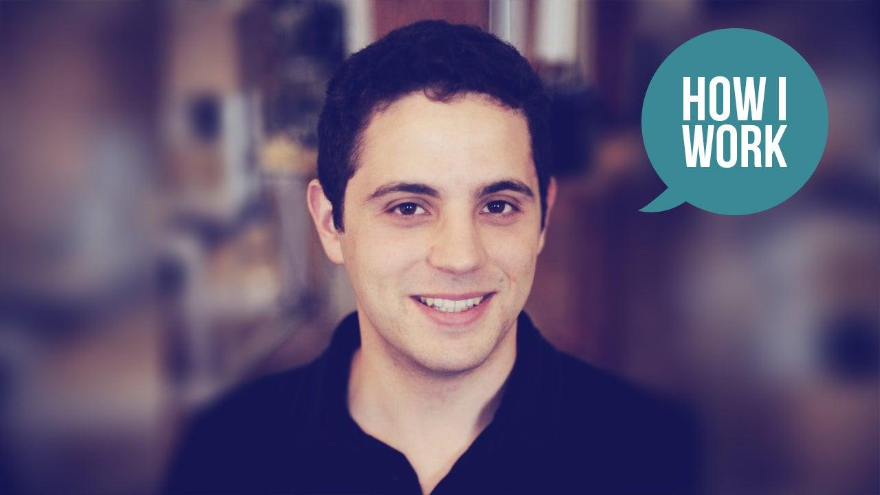 3d-printing how-i-work interview lifehacker-interviews qa tools