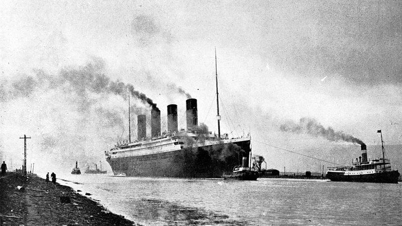 fessenden-oscillaor reginald-fessenden titanic
