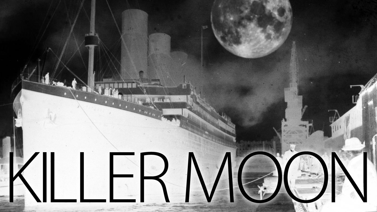 The Moon and a Mirage May Be the Ultimate Causes of the Titanic's Disaster