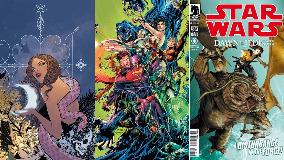 The Panel Discussion Dozen: 12 Comics That Will Send You Sub-Orbital This Week