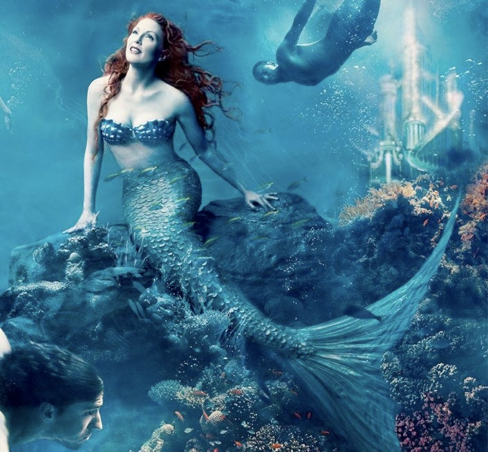 Will the live action Little Mermaid be as gruesome as the original?