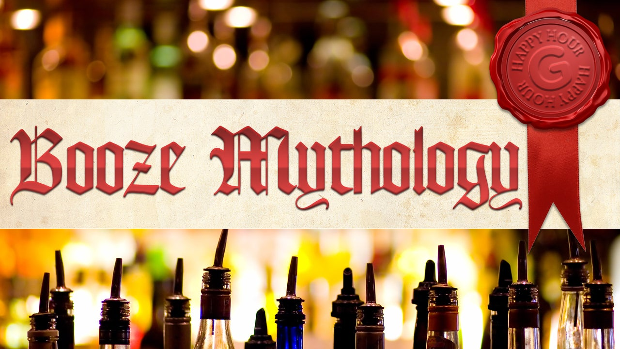 Booze Legends: Debunking the Myths Every Drinker Believes