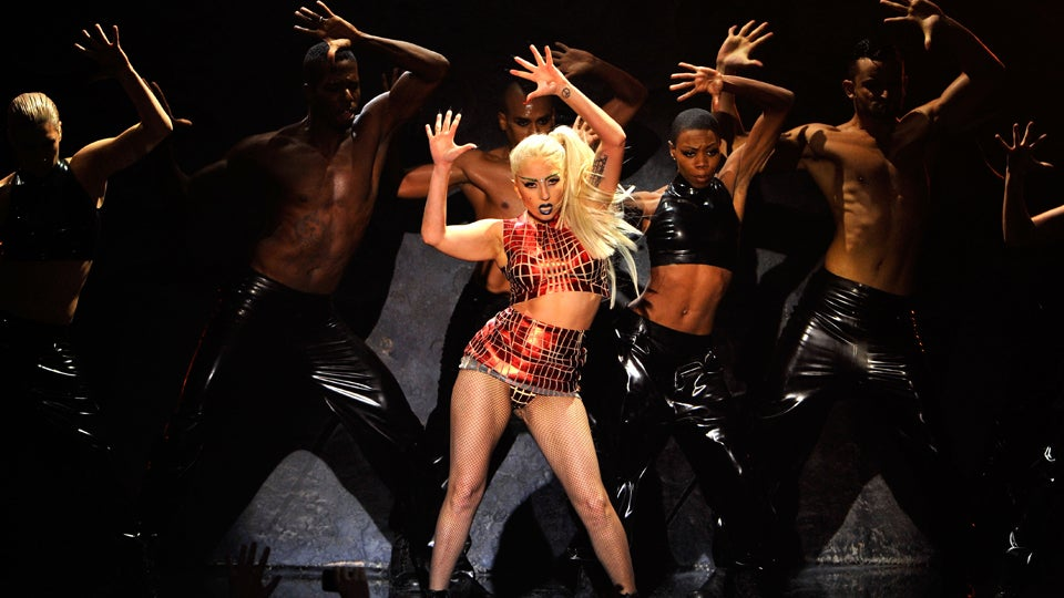 In an Unexpected Move, Lady Gaga Celebrates Her Birthday by Sweatin' to the Oldies