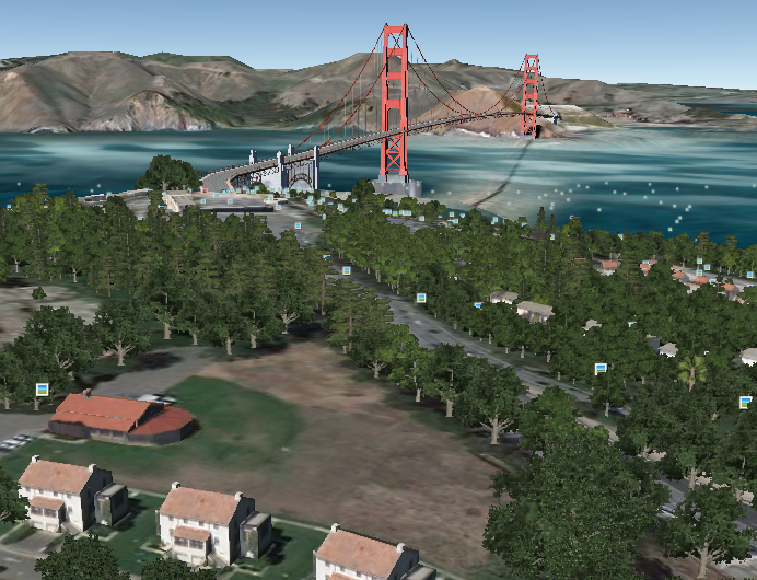 Google Earth 6 Adds Millions of 3D Trees and Better Street View Integration
