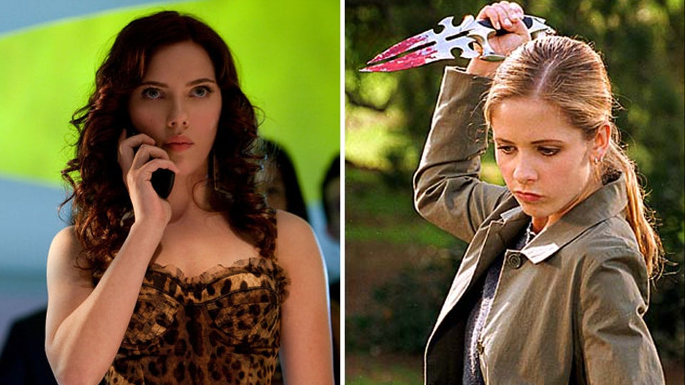 Joss Whedon Weighs in on Buffy vs. The Avengers' Natasha Romanoff