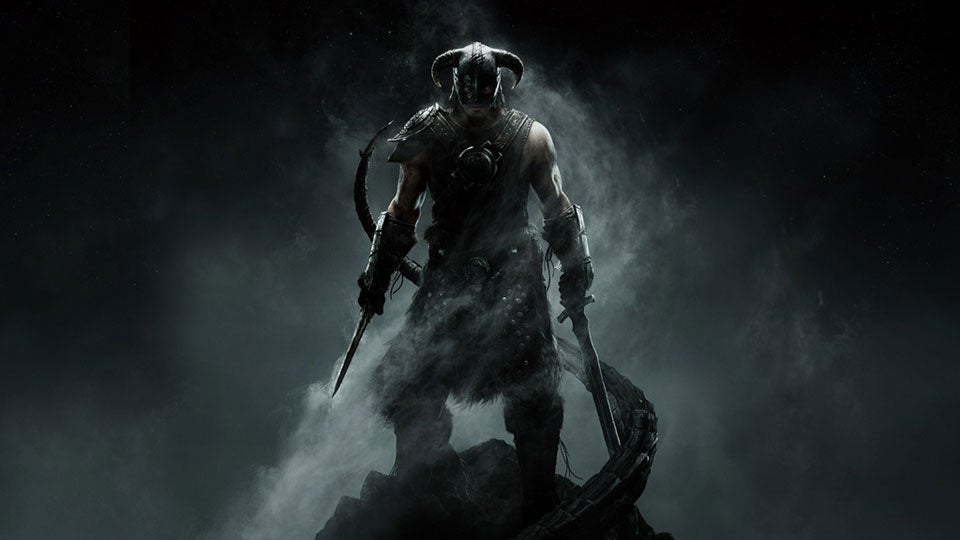 "Skyrim Developers Trademark ""Fus Roh Dah"""