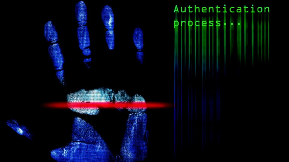 Biometric ATM Reads Palms, Not Debit Cards