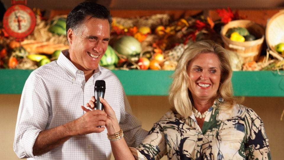 Mitt and Ann Romney Accidentally Tell Us What They Really Think of the War on Women