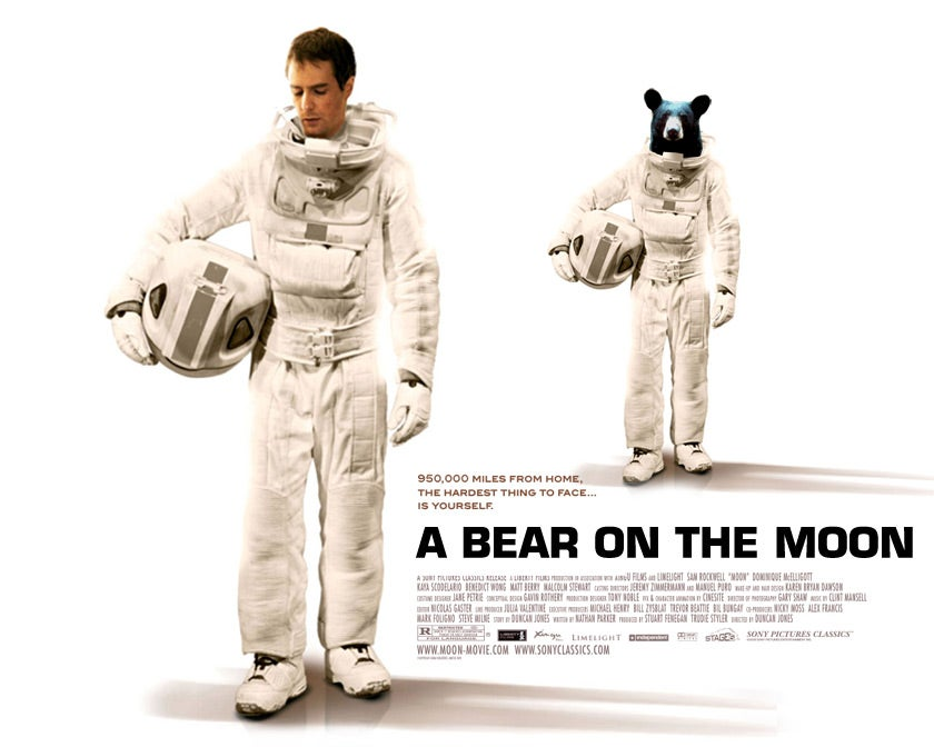 Ultimate Proof that Every Movie is Better With Bears