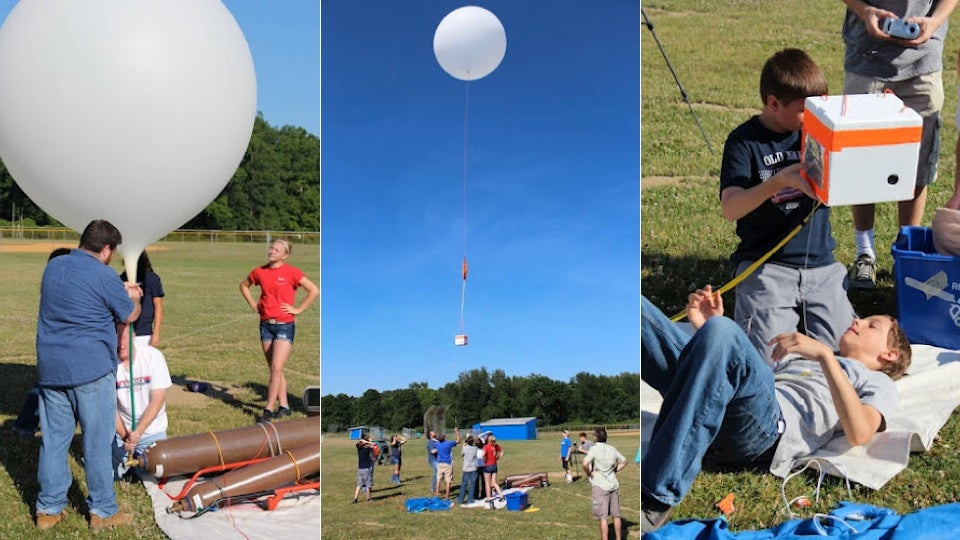 Have You Seen This Rogue Weather Balloon?