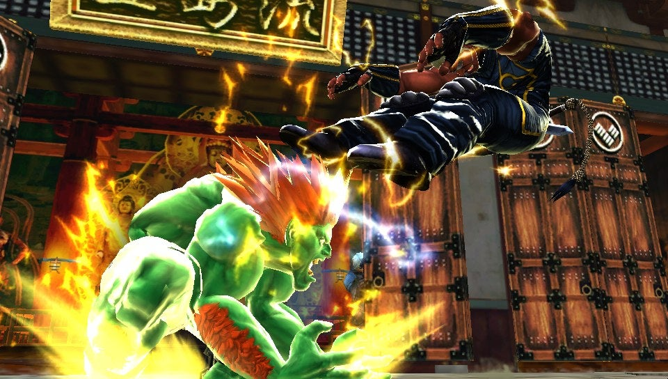 Street Fighter X Tekken Puts Its On-Disc DLC on Sale at the End of July