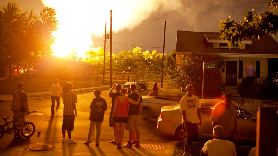 No One Knows How Much Chemical Spilled In This Scary Ohio Train Derailment