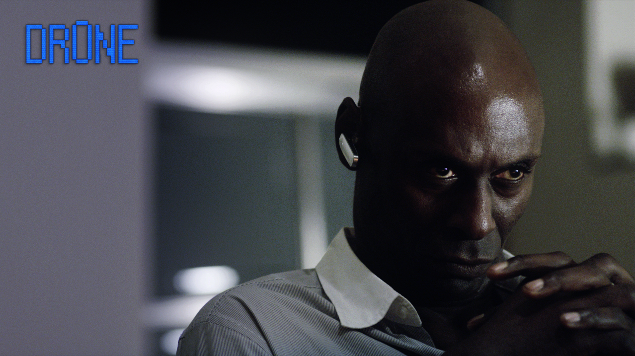 Lance Reddick talks Fringe, Dr0ne... and his new movie with Danny DeVito!