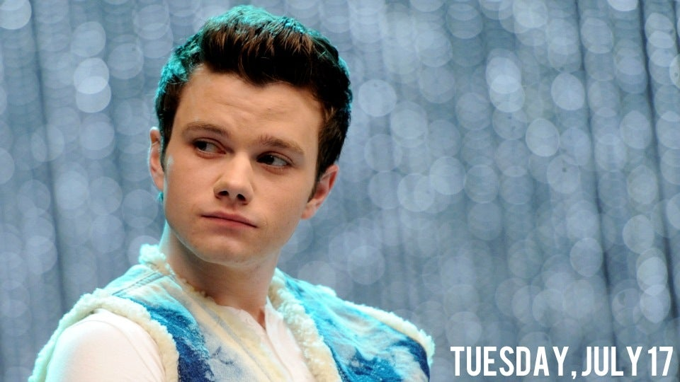 Chris Colfer Publishes Novel, Makes You Realize What You Could Have Done At 22 If You Hadn't Been Hungover