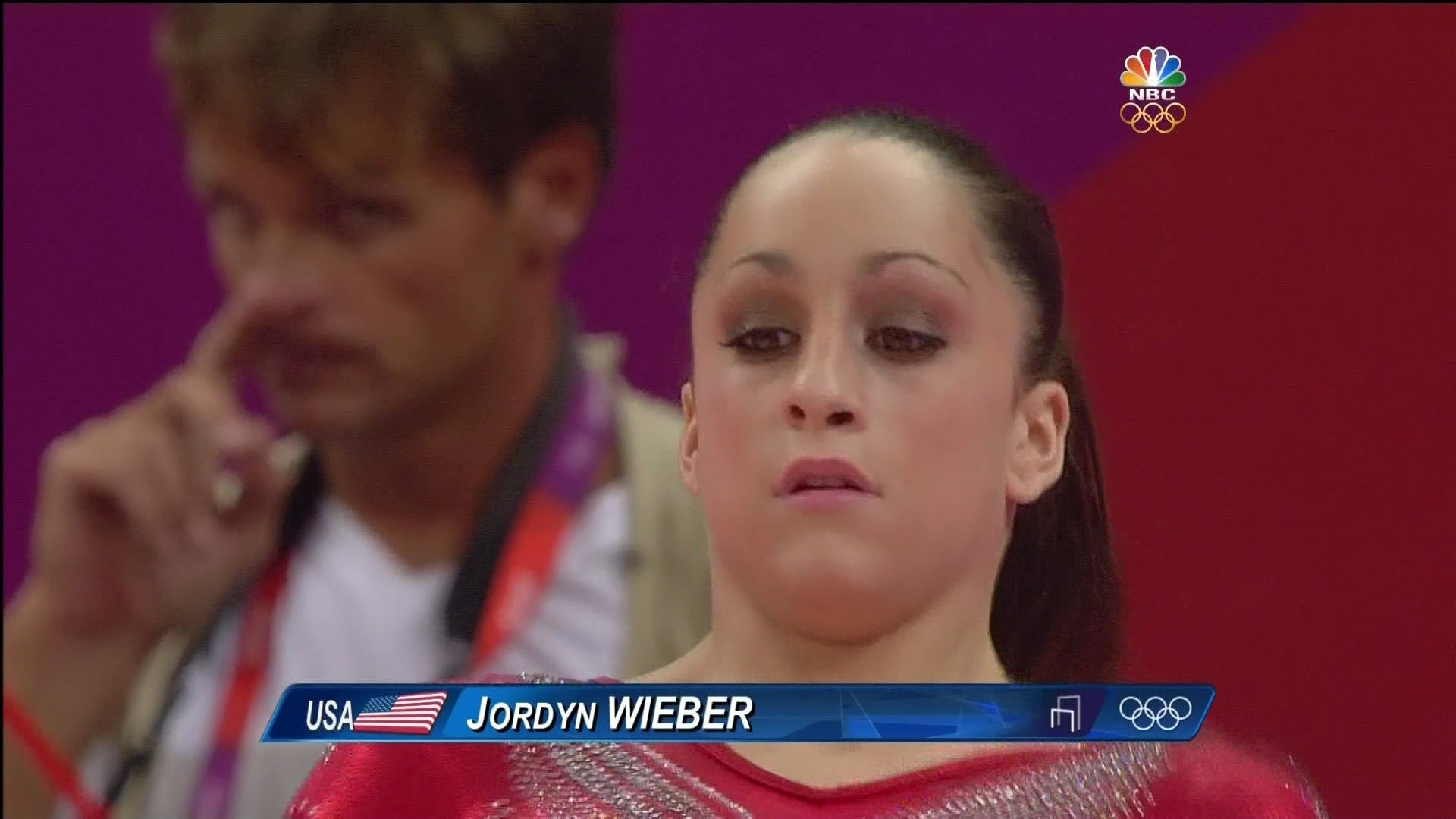 When It Comes To Gymnastics, It's Good To Pick A Winner