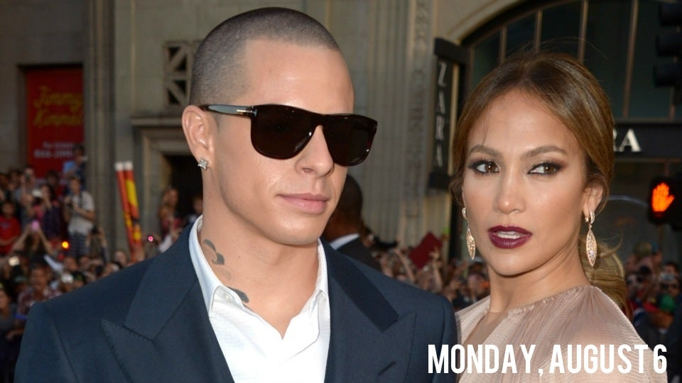 J. Lo and Casper Try to Ignore the Glory Hole-Shaped Elephant in The Room