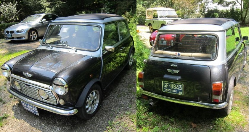 For $16,500, Get Custody Of The Mini