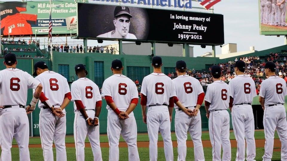 Red Sox Skip Johnny Pesky's Funeral, Probably To Get Chicken And Beer Or Something