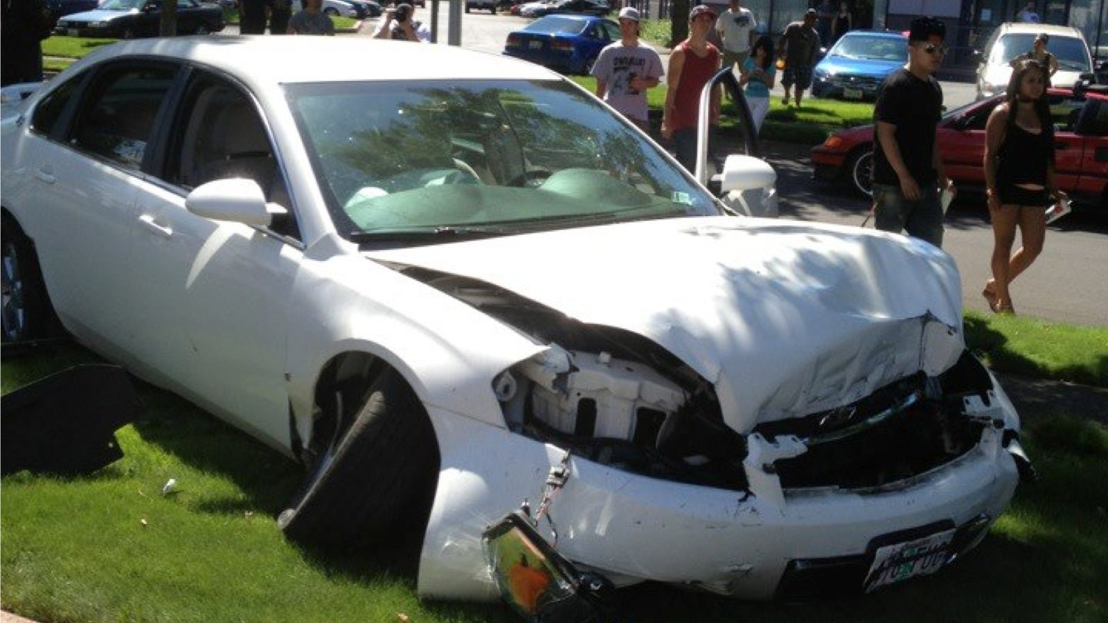 How To Completely Destroy Your Impala At A Car Show
