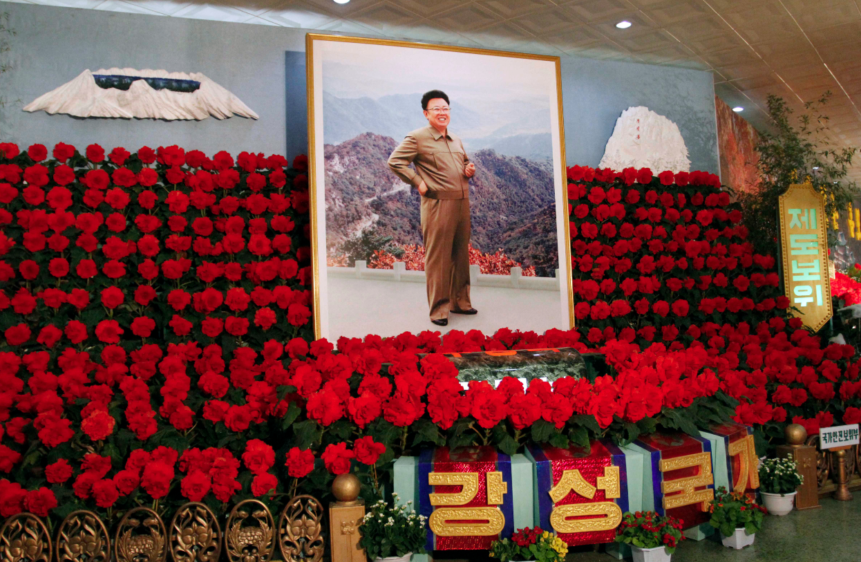 Beloved Leader Kim Jong-Il's Flower Is World's Best Flower, Say Unbiased Experts