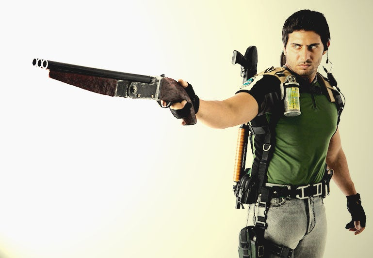 The Guns, The Hair, and the Dudes of Resident Evil