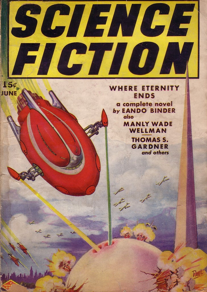 Science Fiction Novels