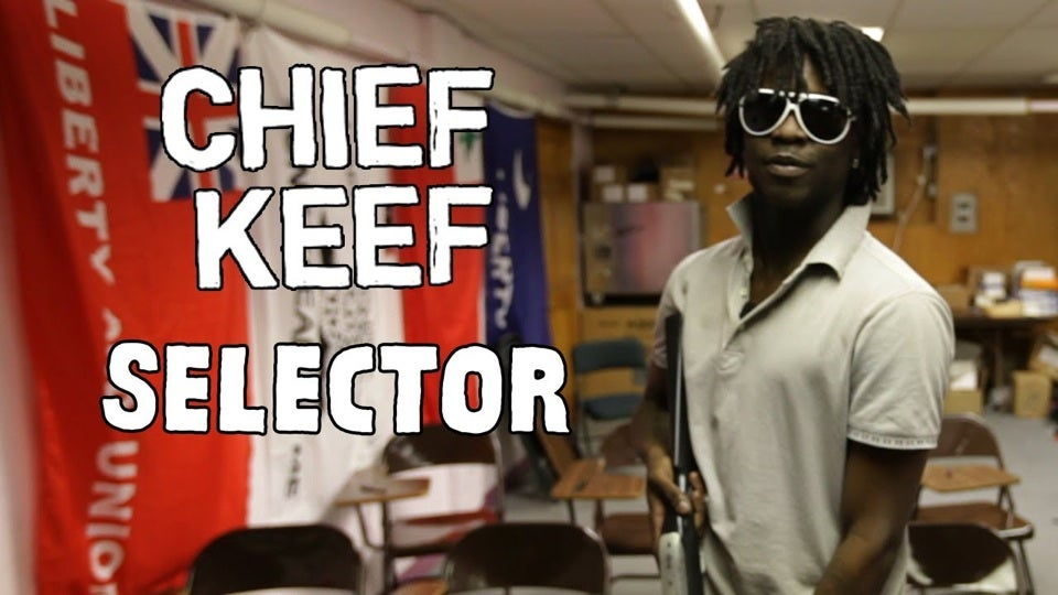 Prosecutors Say Chief Keef's Gun-Laden Pitchfork Interview Was a Probation Violation Worthy of Jail Time