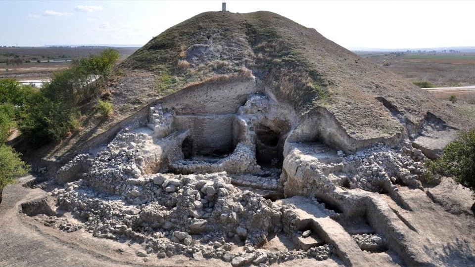 Archeologists in Bulgaria have discovered Europe's oldest prehistoric town