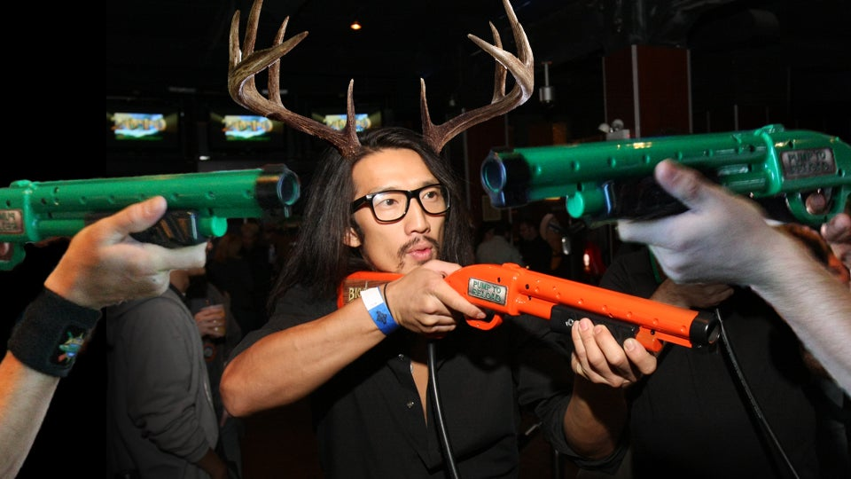 The Big Buck Hunter Is The Hunted: Stalking The Chance To Play For The Video-Deer-Shooting Championship