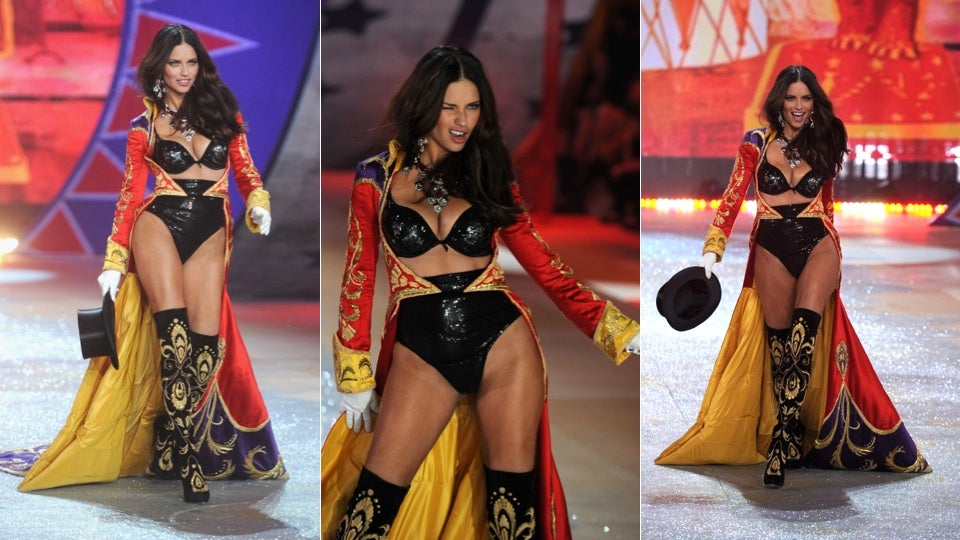 Karlie Kloss as a Half-Naked 'Indian' and Other Absurdities from the Victoria's Secret Fashion Show