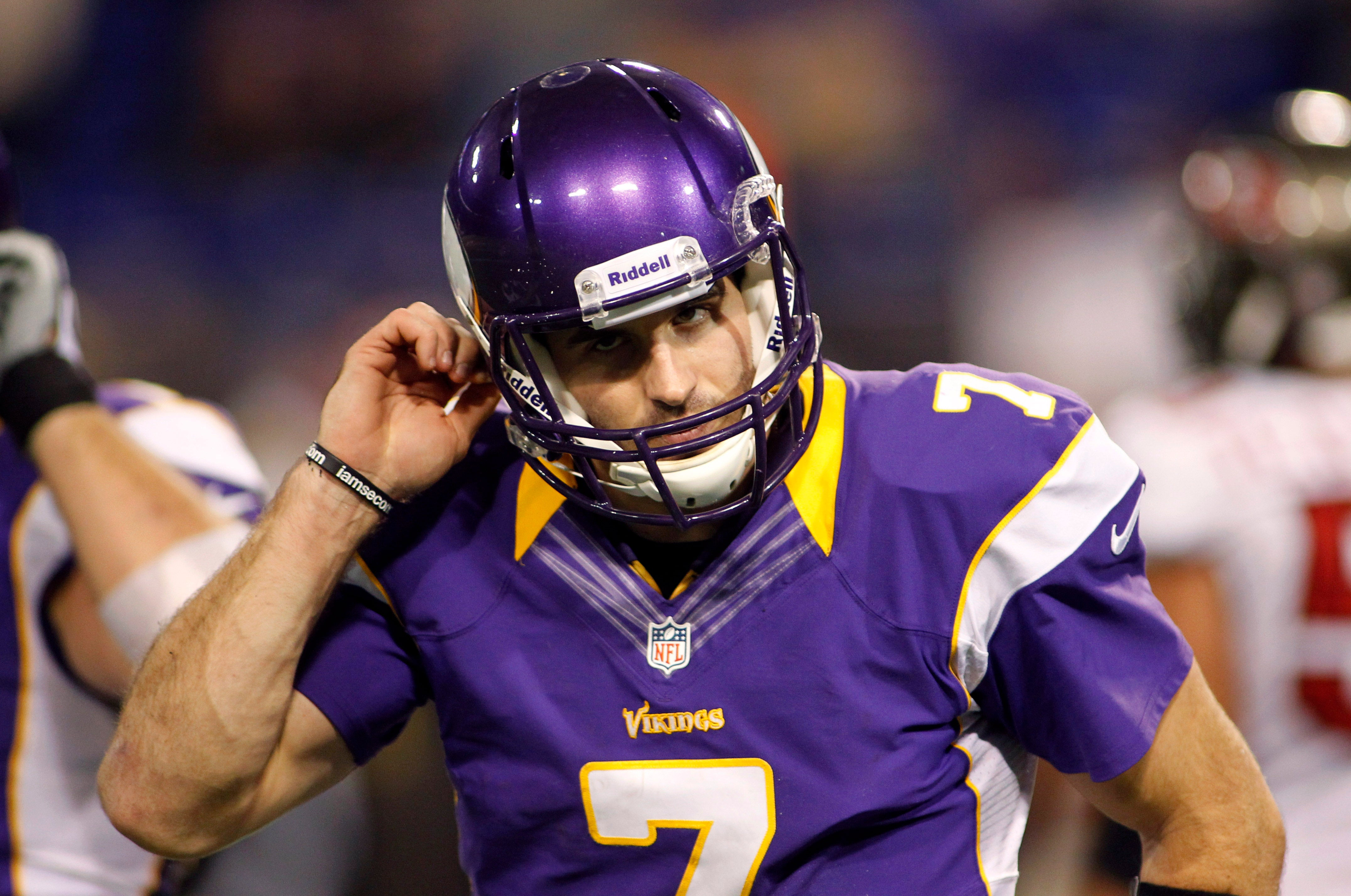 Christian Ponder Jokes About His ESPN Girlfriend, Is A Pretty Cool Guy