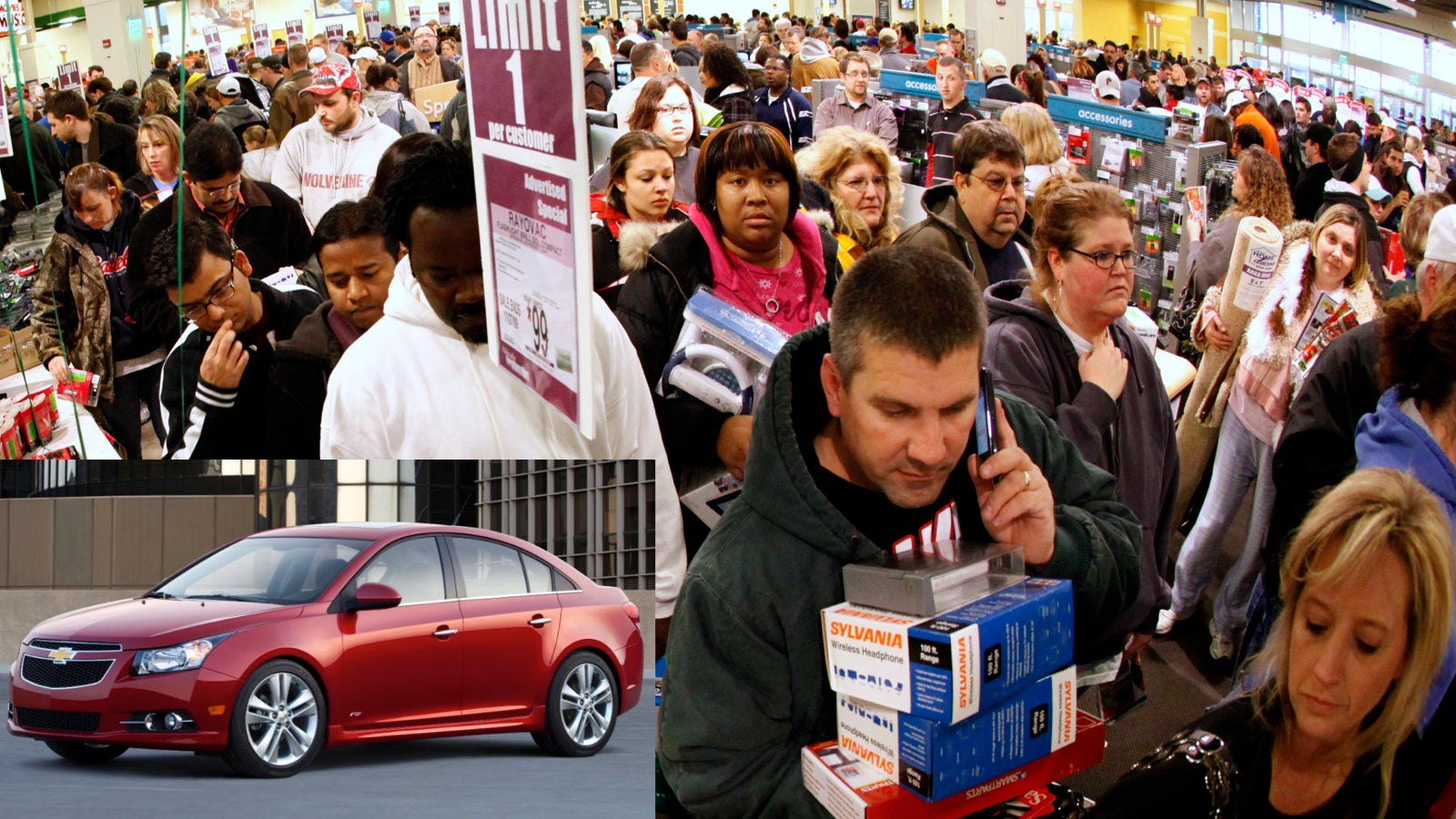 Who Really Buys A Car On Black Friday?