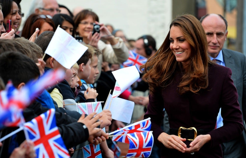 Newspaper Editor Exits After Publishing Topless Photos of Duchess Kate Middleton