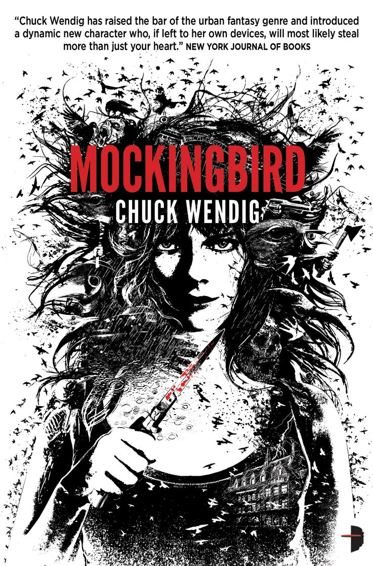 Detective tale Mockingbird pits a psychic against a serial killer