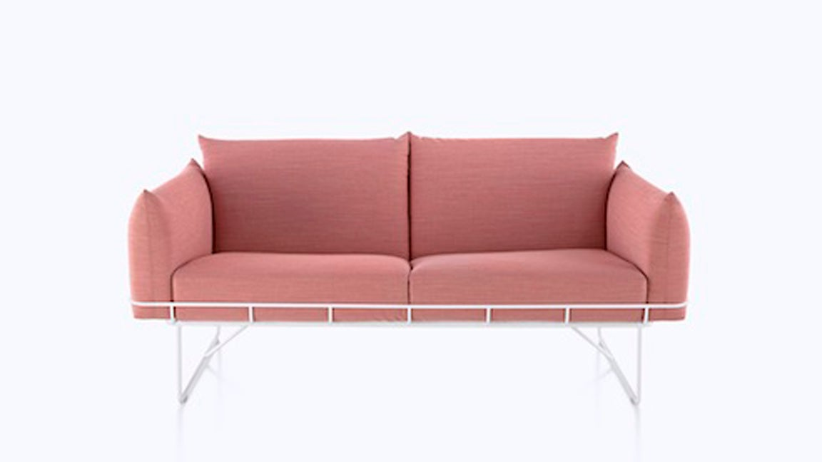 A Classic Herman Miller Collection Gets a Contemporary New Napping Couch