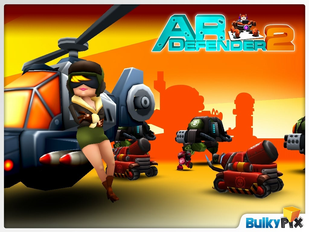 AR Defender 2 Makes the Whole World Your Tower Defense Battlefield
