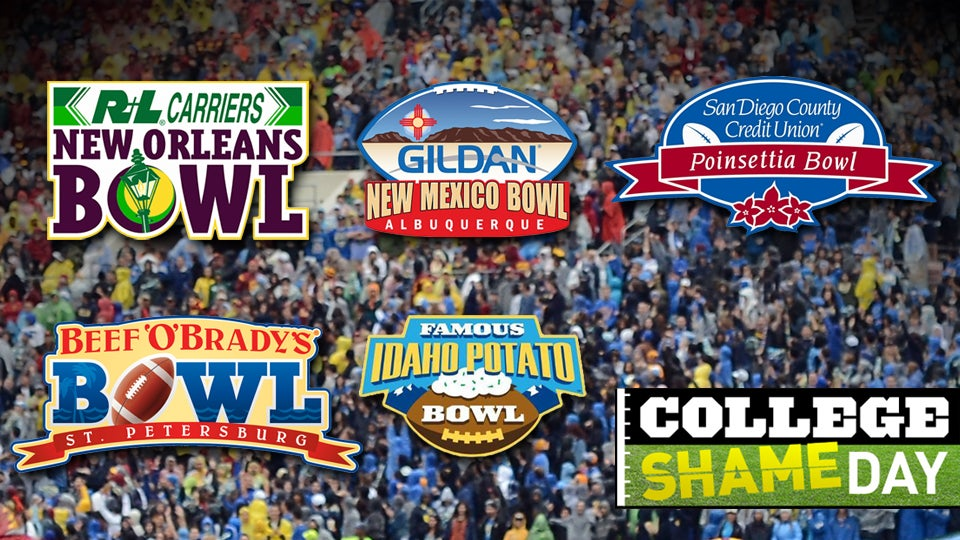 College ShameDay: Answering The Questions You Weren't Asking About The Early Bowl Games